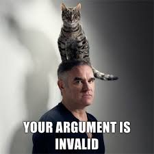 Meme Your Argument Is Invalid - but dood your argument isn t even valid like the mannequin