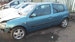 renault clio 2002 sedan renault used car spare parts secondhand spares parts support