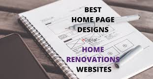 home renovation websites best home page designs examples home renovations edigital