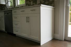 how to cut cabinets panels cabinet end panels rogue engineer