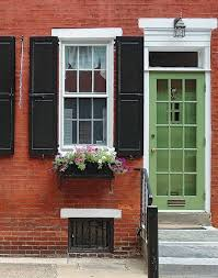 18 best front doors on red brick images on pinterest bricks