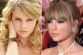 look beautiful without makeup taylor swift looks good without makeup on but she looks so young you put some makeup