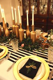 Gold Table Setting by 35 Amazing Gold Wedding Decorations