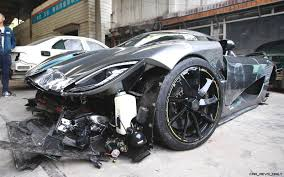 most expensive car top 3 most expensive car crashes in history