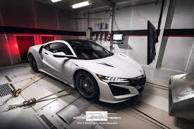 How Much Is The Acura Nsx Scienceofspeed Dyno Tests 2017 Nsx