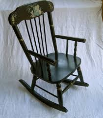 Antique Spindle Rocking Chair Pictures Vintage Children U0027s Rocking Chair Children U0027s Musical