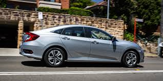2017 honda civic sedan 2017 honda civic vti sedan review caradvice