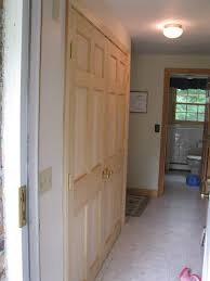 Swing Closet Doors Closet Door Upgrade A Concord Carpenter