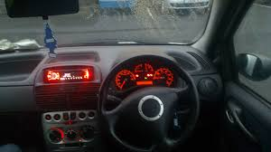 Fiat Punto 2002 Interior Punto Mk2 2b My First Car 2000 Punto Sporting 1 2 16v The