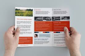tri fold brochure ai template free trifold brochure template for photoshop illustrator