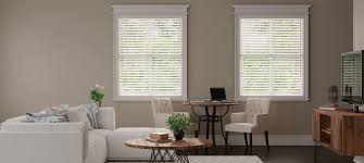 1 5 Inch Faux Wood Blinds Faux Wood Blinds Find The Best Selection At Blinds Com
