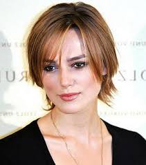 short hairstyles best short hairstyles for thin hair and round