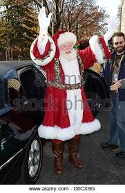 santa claus at 2012 macy s thanksgiving day parade new york usa