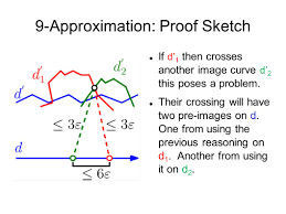 computing the fréchet distance between folded polygons ppt download