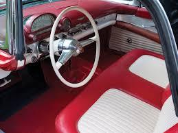 rm sotheby u0027s 1955 ford thunderbird