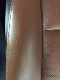 lexus es 350 leather seat replacement leather seat cracking on 2014 rx 350 clublexus lexus forum