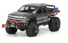 Ford Raptor Monster Truck - chevy silverado and ford f 150 svt raptor clear bodies for the pro mt