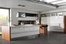 kitchen cabinets white gloss