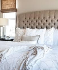 master bedroom calming master bedroom gray walls tufted