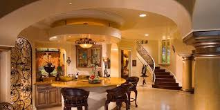 Mediterranean Home Interiors Gallery Of Luxury Homes Interior Design Tour One Story Home