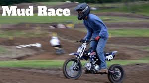 motocross race fuel insane first pit bike race motocross fight youtube