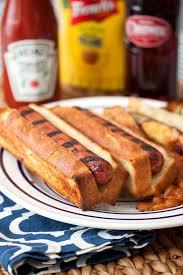 New England Style Hot Dog Bun | new england style hot dog buns tide thyme