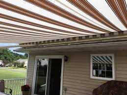 Roof Mounted Retractable Awning Awning Altoona Hollidaysburg Duncansville Windber Johnstown