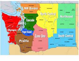 Washington Map State Find A Club U2013 Washington State Horsemen
