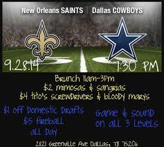 Cowboys Saints Meme - cowboys vs saints dodies reef
