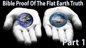 bible proof of the flat earth