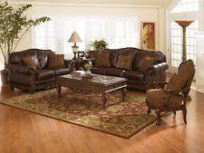 Ashley Furniture Leather Loveseat Ashley Furniture Leather Living Room Sofas Loveseats U0026 Chaises Ebay