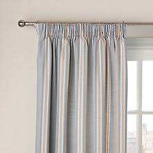 light blue striped curtains duck egg blue striped curtains glif org