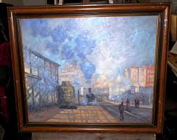 any info on painting u0027s artist