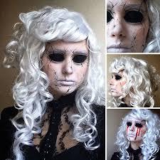 makeup artist scary makeover saida mickeviciute lithuania 4