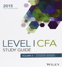 buy wiley study guide for 2015 level ii cfa exam complete set