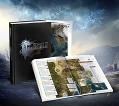 final fantasy 10 2 strategy guide final fantasy xv the complete official guide collector u0027s edition