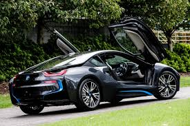 Bmw I8 Modified - bmw i8 open doors