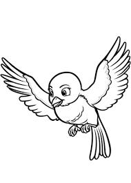 mia bluebird sofia coloring free