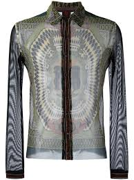 jean paul gaultier vintage sheer top men u0026 archive tops jean paul