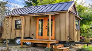 tiny house on wheels practical spacious minimalist small home