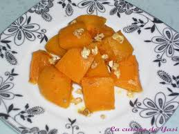 cuisiner le potiron la cuisine de yasemin dessert au potiron kabak tatlısı