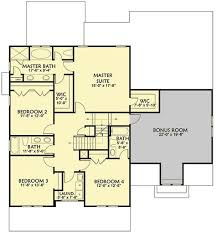 Craftsman House Floor Plans Plan 500007vv Craftsman House Plan With Main Floor Game Room And