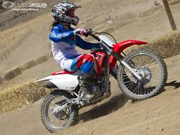 motocross bikes 125cc 2014 honda crf125f first ride photos motorcycle usa