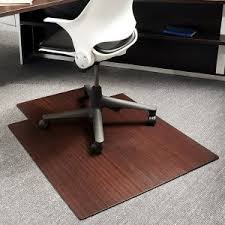 office protects low pile carpets and any floor with office chair