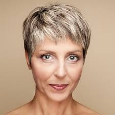 gamine hairstyles for mature women short hairstyles for older women with glasses hair styles