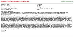 Boilermaker Resume Template Boilermaker Apprentice Cover Letters