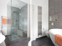white color design ideas varnished wooden vanity ceramic toilet