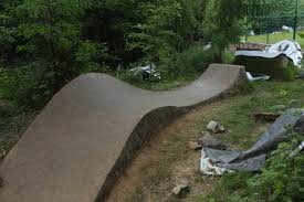 Backyard Bmx Dirt Jumps I Need A Guide To Pump Tracks Mtbr Com