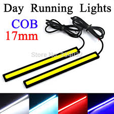 cob led light bar cob 17cm 12v 80 ship super bright whiteultra thin waterproof daytime