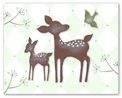 Baby Deer Nursery Nursery Wall Art Farmhousefive Art For Kids